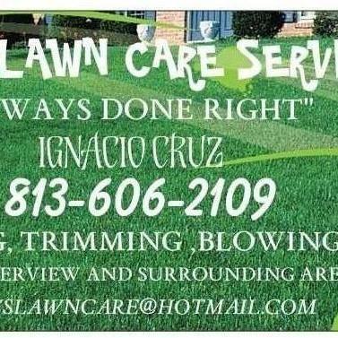 Iggy's lawn care