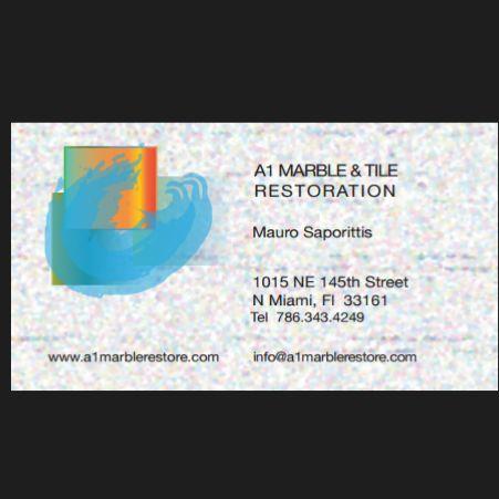 A1 Marble & Tile Restoration Inc.