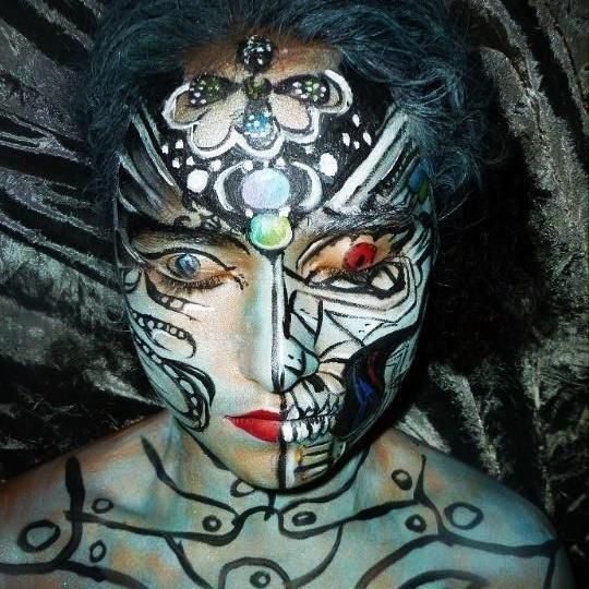 Fascinating Face and Body Painting