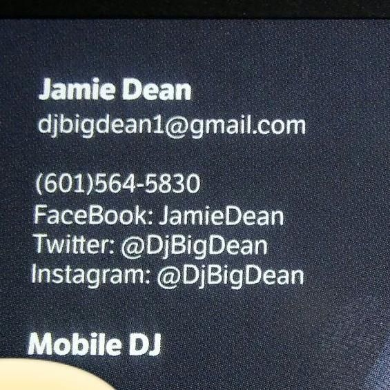 Dean & Rock Djing Services