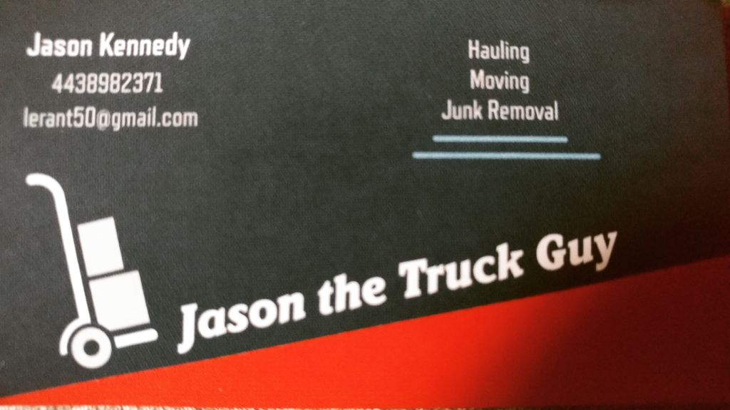 JASON's TOWING HAULING AND MOVING