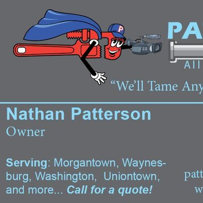Avatar for Patterson's all-in-one plumbing