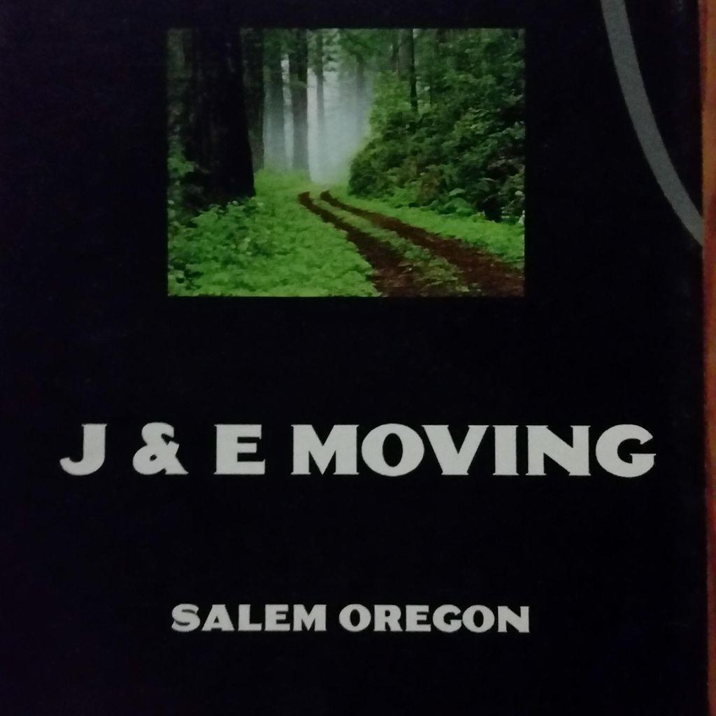 J & E Moving