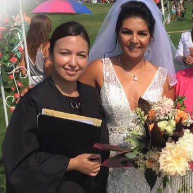 Wedding Officiant | Griselda Garcia