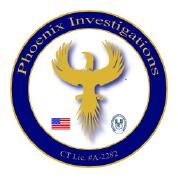 Avatar for Phoenix Investigations LLC Burlington, CT Thumbtack