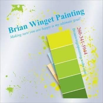 Brian Winget Painting