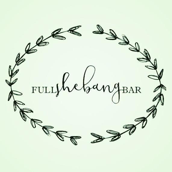 Full Shebang Bar Cart