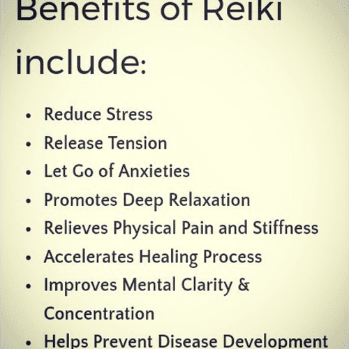 I am a firm believer that everyone can benefit from Reiki, as long as they are open to it.
