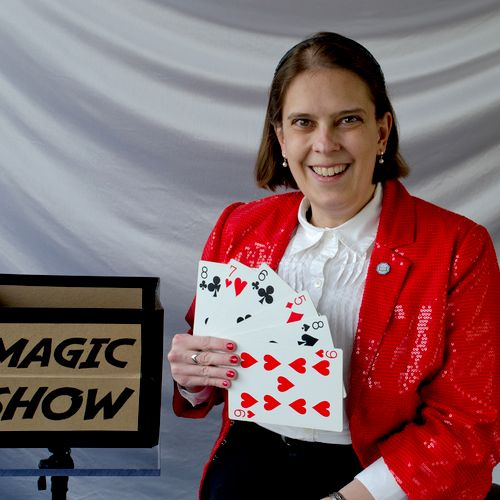 Hear the story of my first magical performance(s), in my brother's basement!