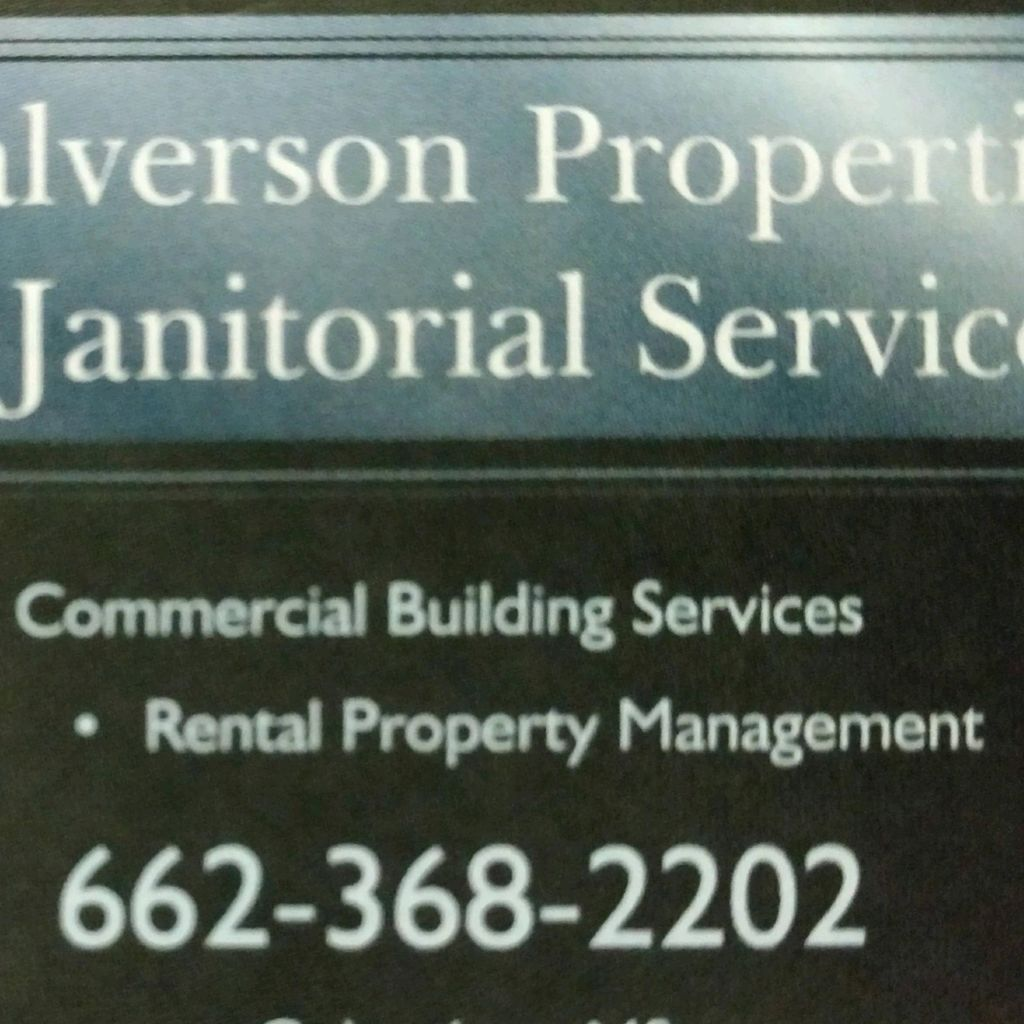 Halverson Properties and Janitorial Services LLC