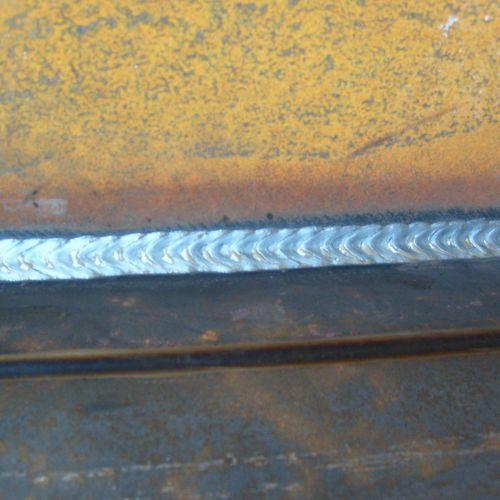 MIG Carbon weld