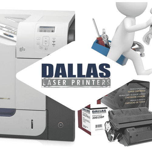Printer Repair and Toner for Dallas and Collin Counties.