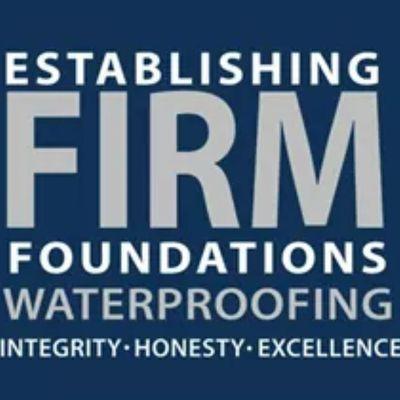 Avatar for Establishing firm foundations waterproofing
