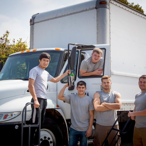 Local N Long Distance Movers  Crew