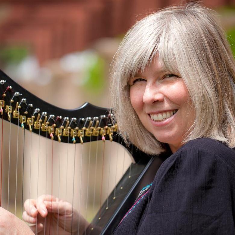 Shannon Schumann, Harpist, Reiki Master Teacher