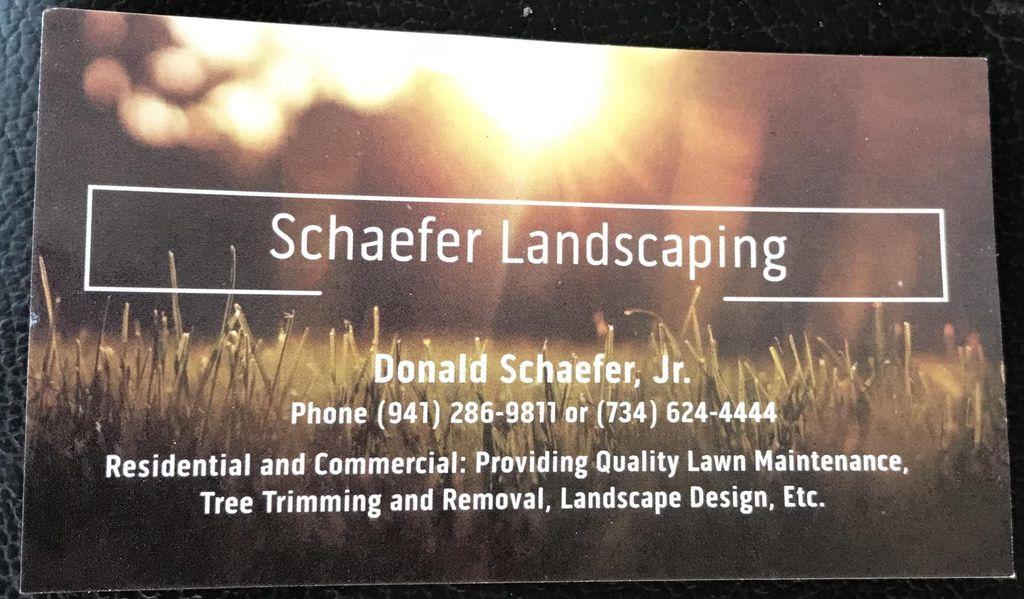 Schaefer Landscaping