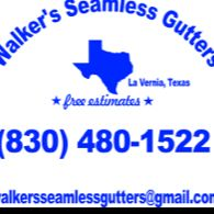 Walker's Seamless Gutters