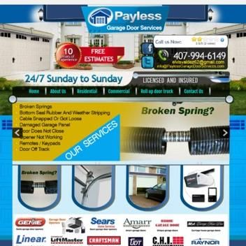 Avatar for Payless Garage Door Services