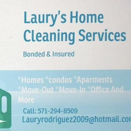 Laury' Home Cleaning