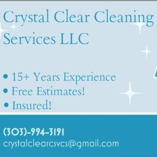 Crystal Clear Cleaning Services LLC