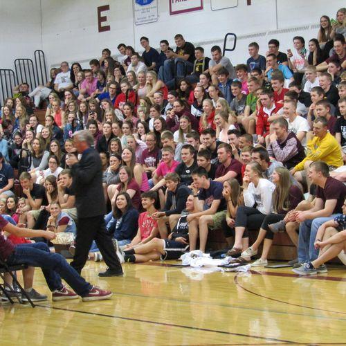 Motivational Speaker for High Schools