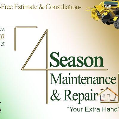 Avatar for 4 Season Maintenance and Repair Waterbury, CT Thumbtack