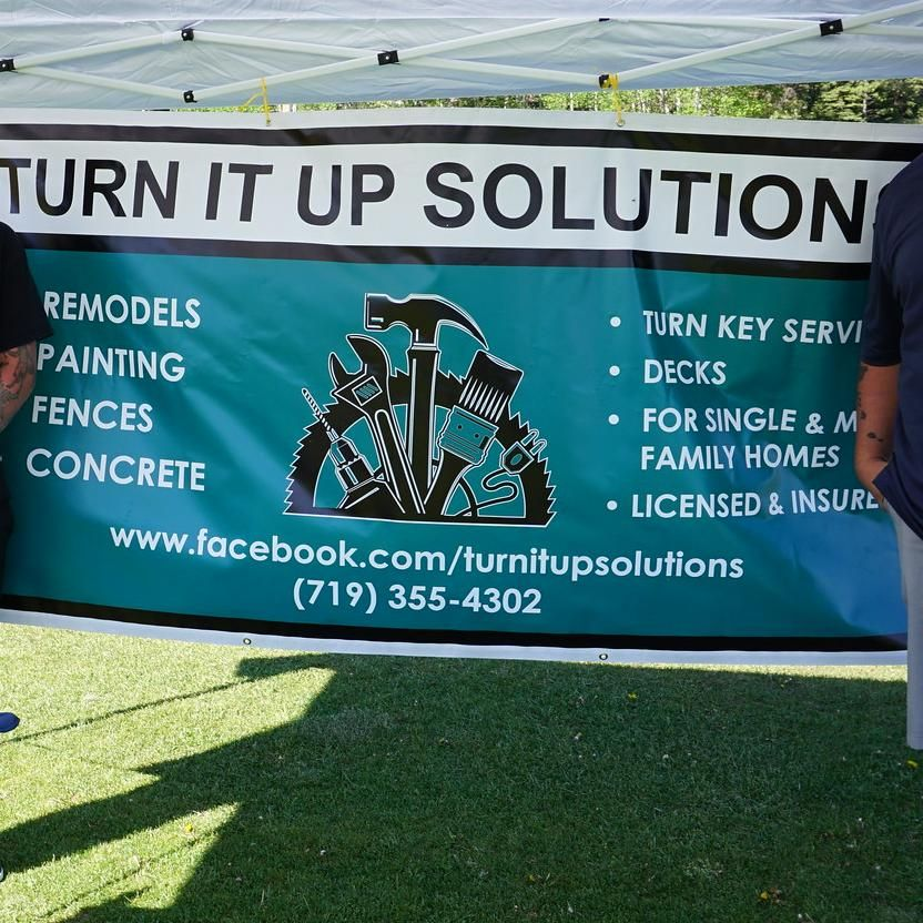 Turn it up Solutions