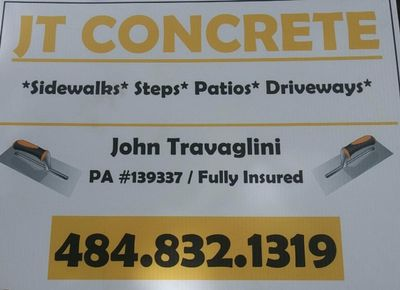 Avatar for JT Concrete Services LLC Broomall, PA Thumbtack