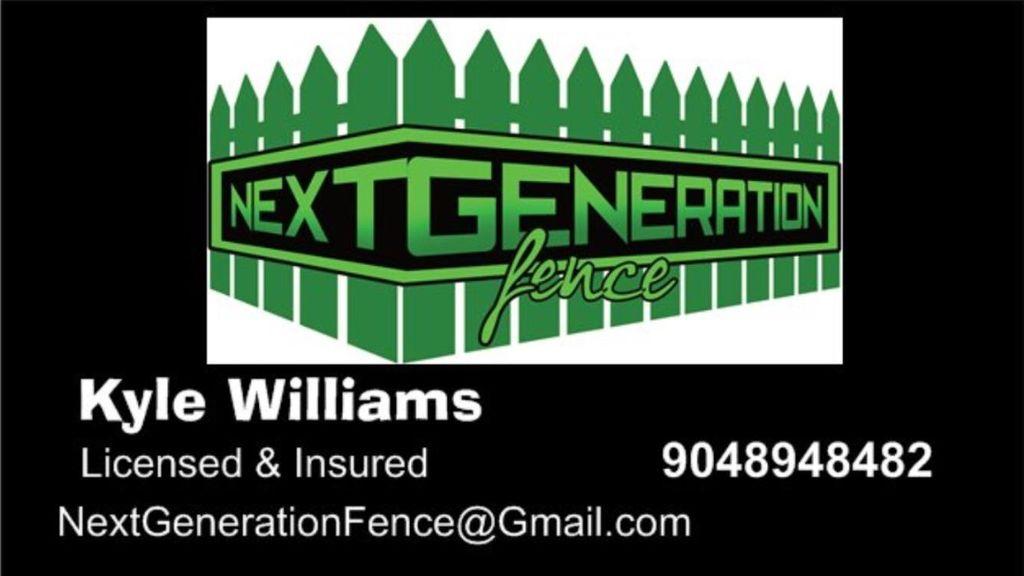 Next Generation Fence