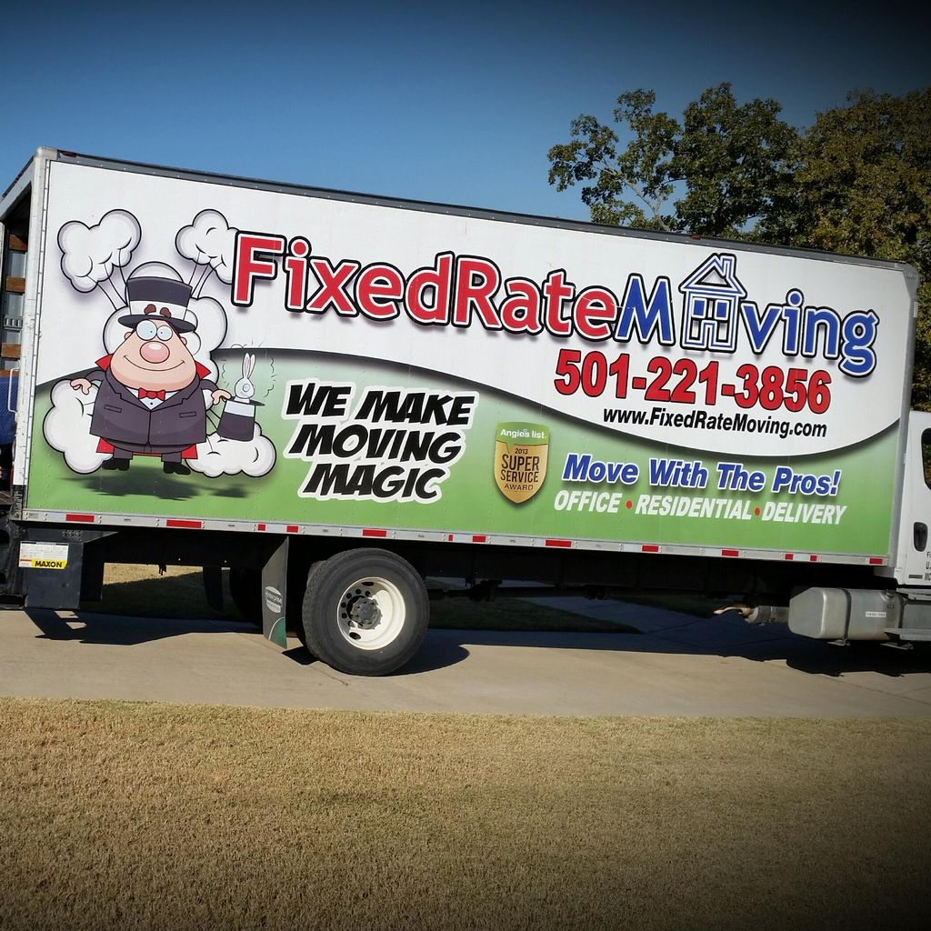 Fixed Rate Moving, Inc.