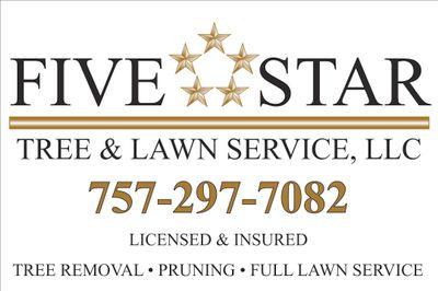 Avatar for Five Star Tree & Lawn Service, LLC