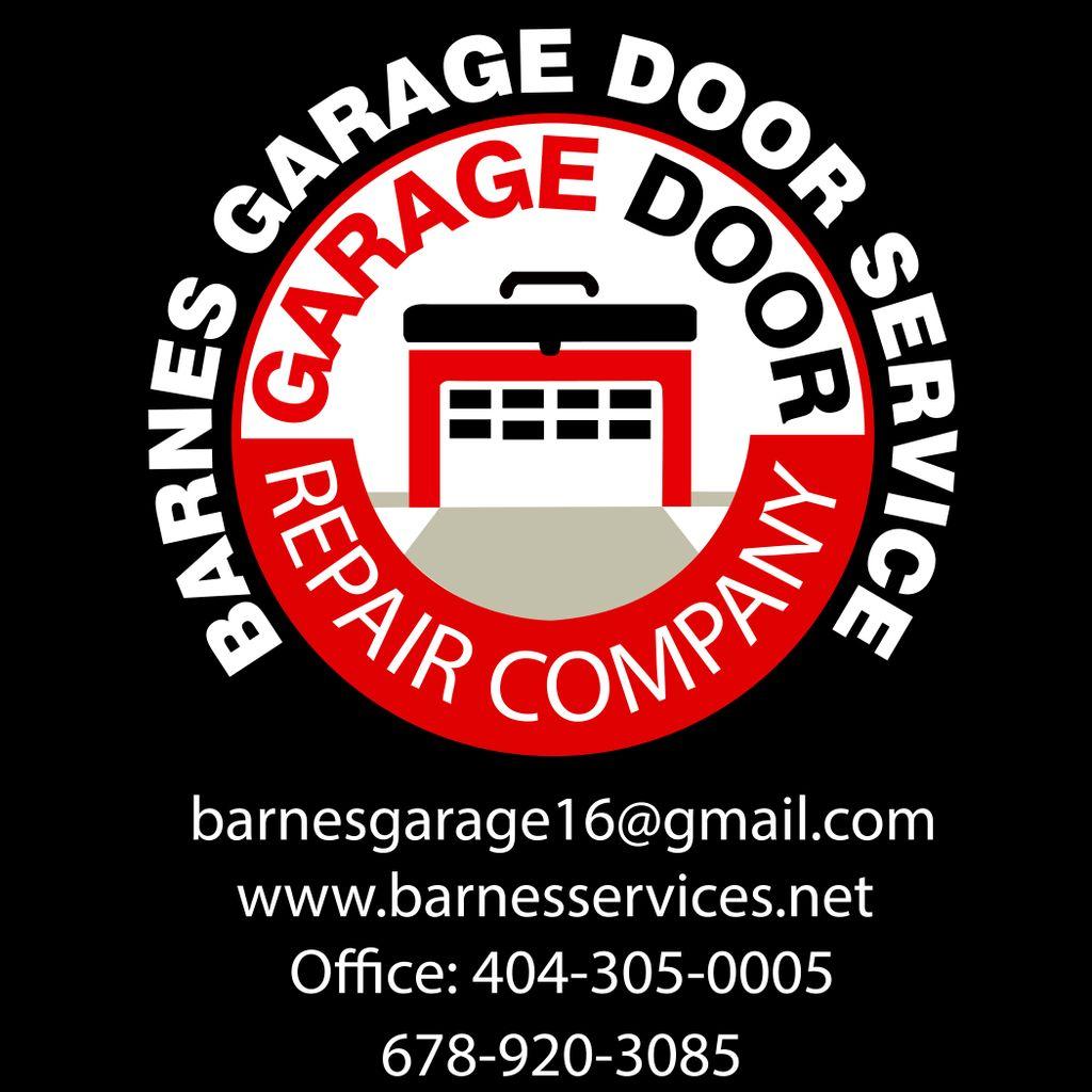 Barnes Garage Door Services