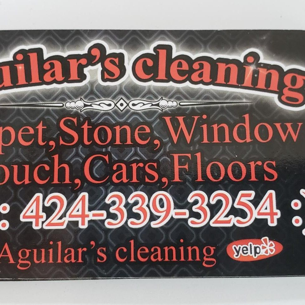 Aguilar's Cleaning