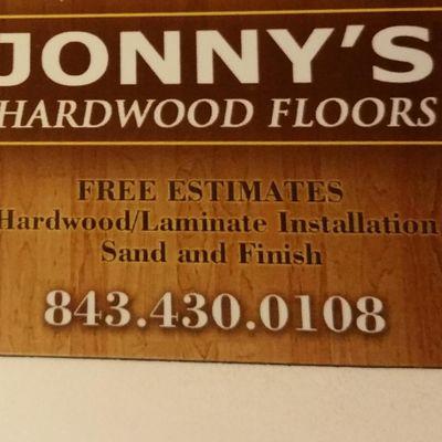 Avatar for Johnny's Hardwood Floor Service, LLC Florence, SC Thumbtack