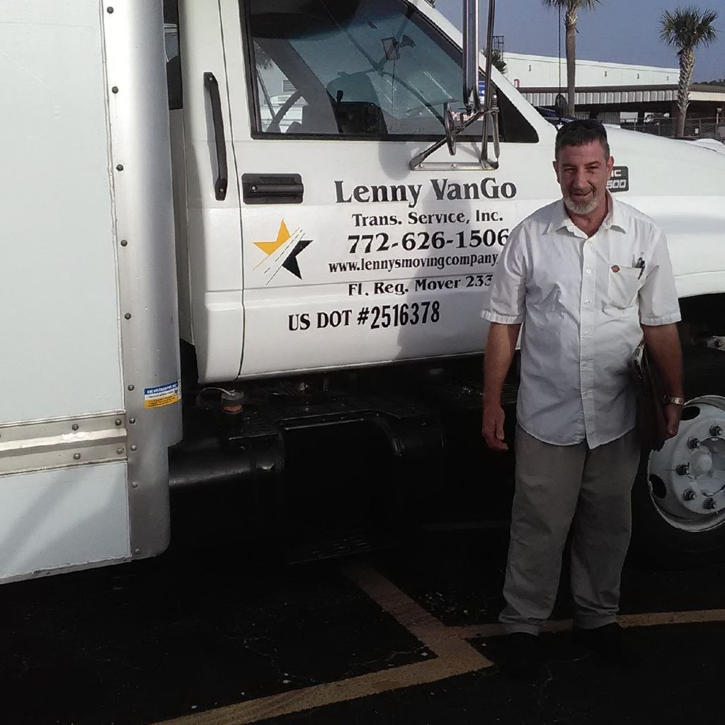 Lenny VanGo Moving Services