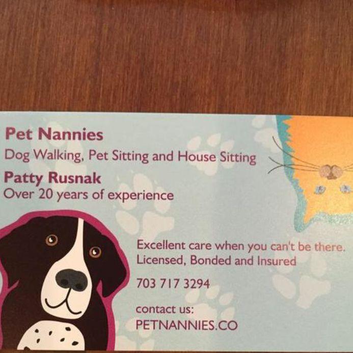 Pet Nannies