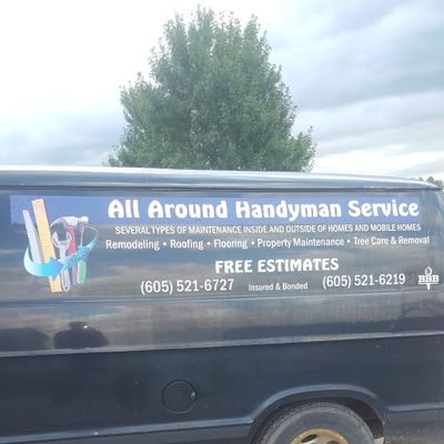 Avatar for All Around Handyman Service Sioux Falls, SD Thumbtack