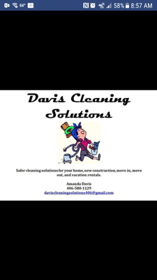 Avatar for Davis Cleaning Solutions