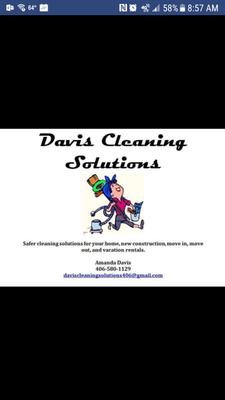 Avatar for Davis Cleaning Solutions Livingston, MT Thumbtack