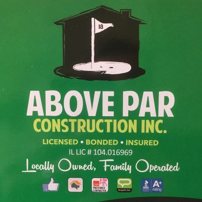 Avatar for Above Par Construction Mchenry, IL Thumbtack