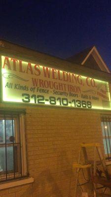 Atlas Welding inc. Chicago, IL Thumbtack