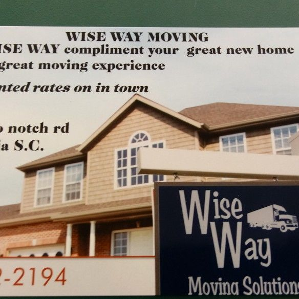 Wise way moving solutions
