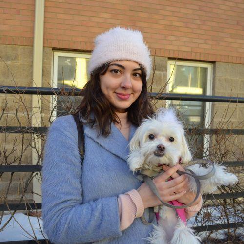 Jordan + Lola!