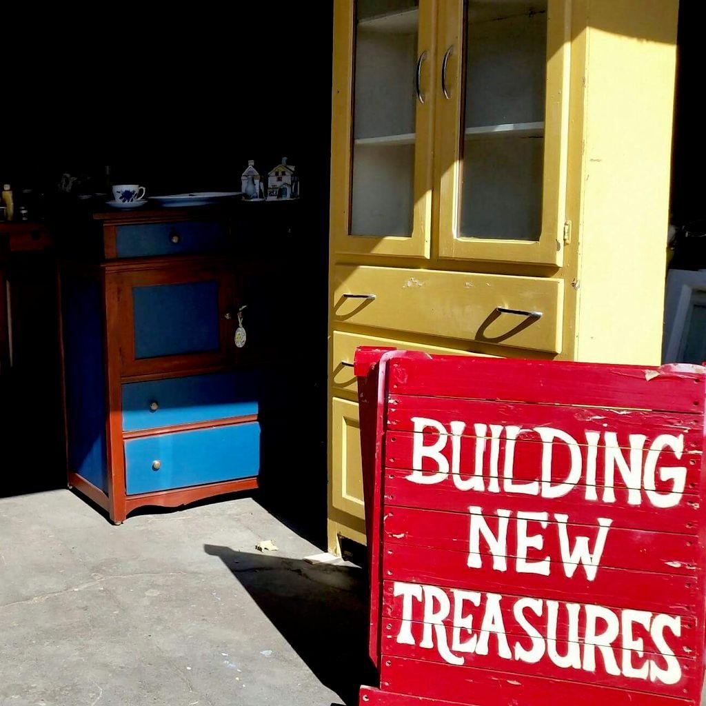 Building New Treasures