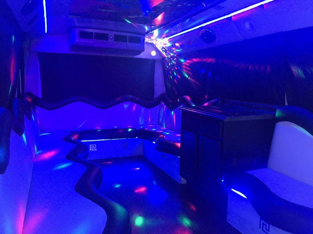 Premier Party Bus