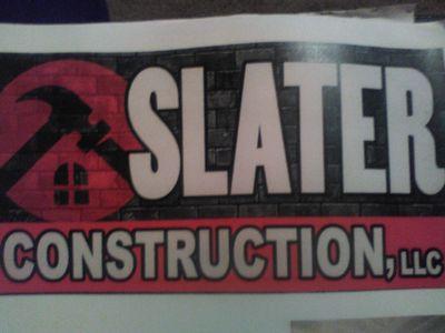Avatar for SLATER CONSTRUCTION, LLC