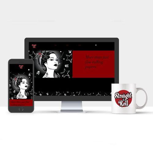 Full branding, packaging  & website design