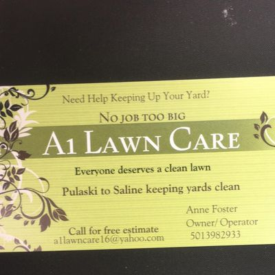 Avatar for A1 Lawn Care & Home Maintenance