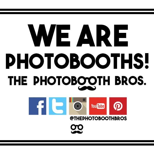 The PhotoBooth Bros