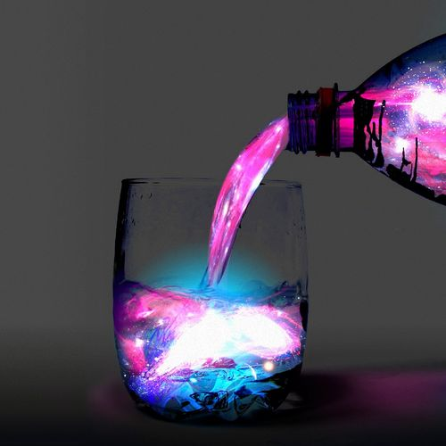 Drink the universe.